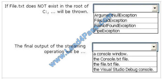 lead4pass 70-483 exam question q2-1