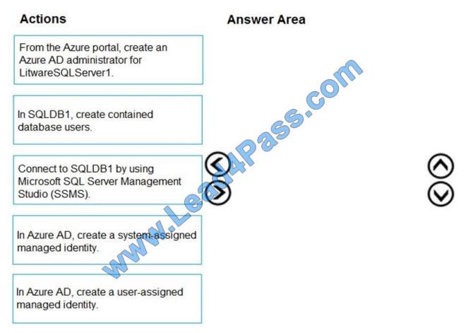 [2021.1] lead4pass az-500 exam questions q11