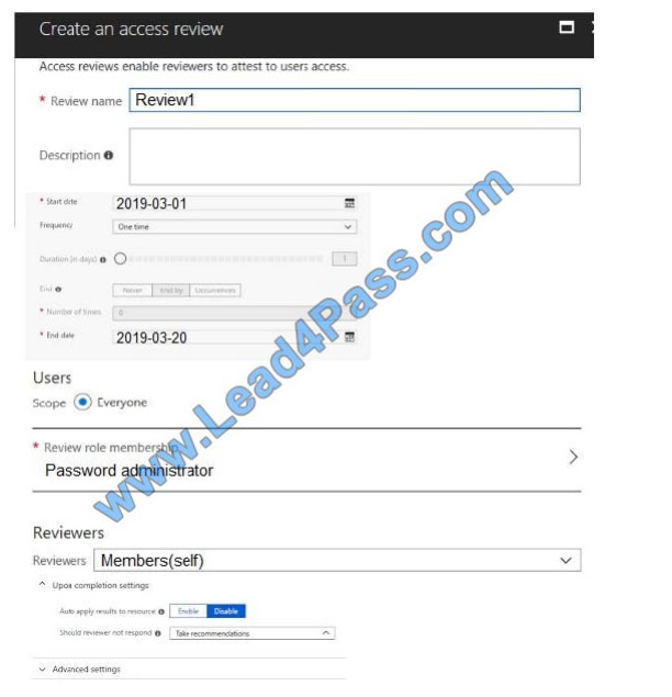 [2021.1] lead4pass az-500 exam questions q8-1